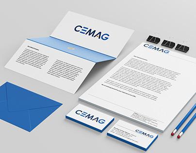 Brand Identity: CEMAG