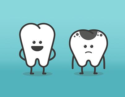 "Japan Dental Association - ""いい歯の日"" Campaign"