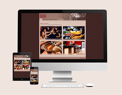 Turkish bar/cafe identity and web site
