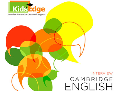 Folder Design for Education Centre