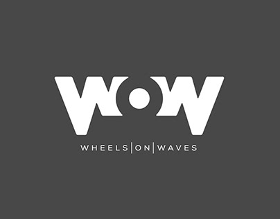 Brand Identity - WOW Wheels On Waves