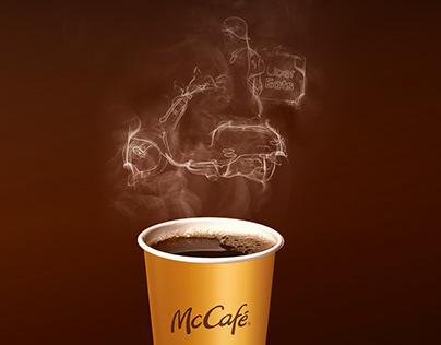 NEW - McCafé Branding 2020