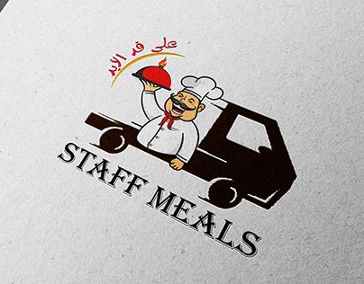 Staff meals Logo , Menu