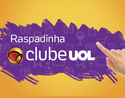 Mobile - Ação Rich Media Clube UOL