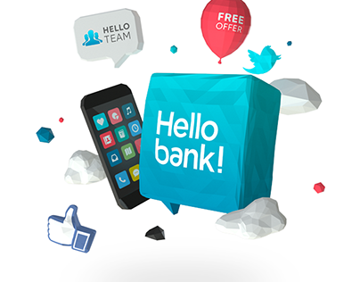 Hello Bank ! | Retail AR