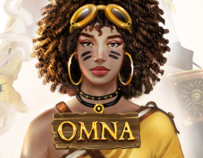OMNA-Character Design