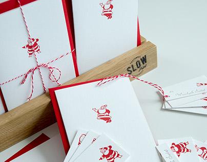 Letterpress Christmas Cards