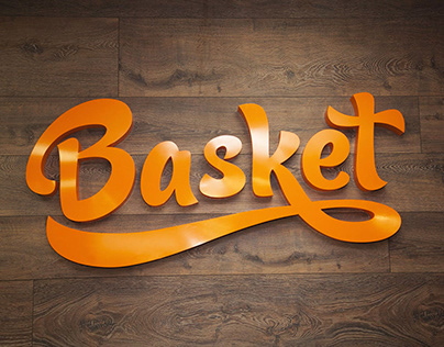Basket grocery store