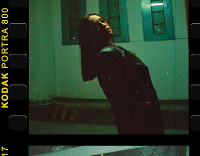 Night Lights | Fashion editorial