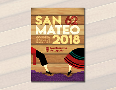 WINNER POSTER OF THE SAN MATEO'18 FESTIVAL