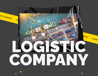 Tradex Logistic Company UX/UI