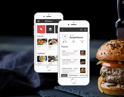 Food Ordering App - Project