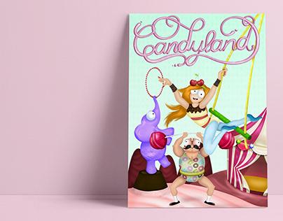 Candyland | Illustration