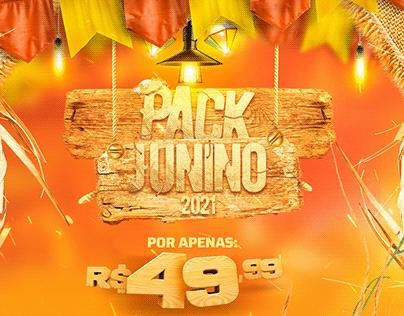 NOVO Pack Junino 2021