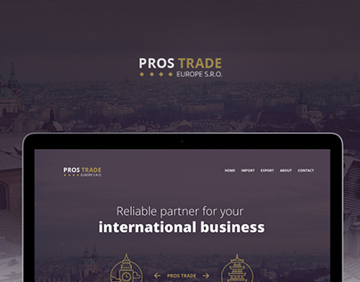 PROS Trade - International business