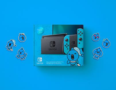 Cefinho | Unicef & Nintendo Partnership