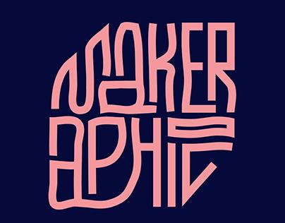 Makeraphic Typography
