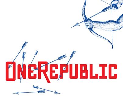 OneRepublic Single covers