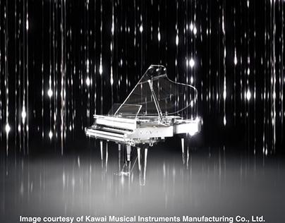 [Tech Support] Crystal Rain (Kawai) c/w Lucent Design