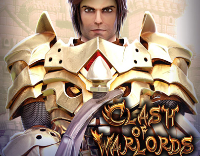 """Clash of Warlords """"Game Project"""""""