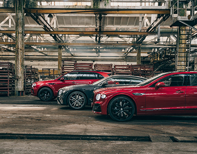 Three Bentleys are better than one