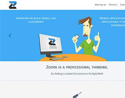 Zooya co. Website