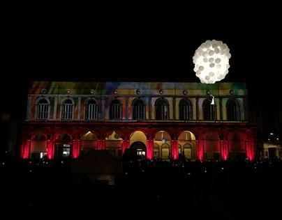 Opening show, Biennale della cooperazione