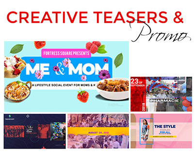 Event Promo & Teasers