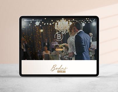 Brasas Blancas - Branding Project