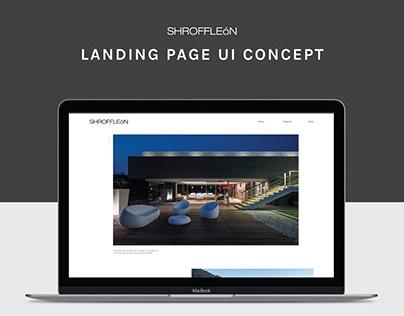 Shrofleon UI Concept