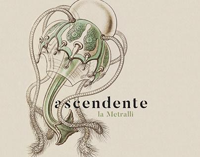 Ascendente — album artwork