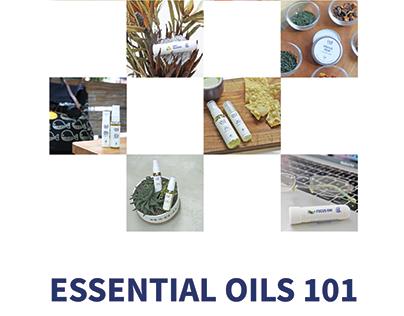 Essential Oils 101 Workshop - Video