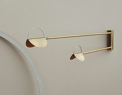 Leaves Wall Lamp for Bolia.com