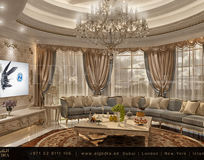 Classic Style Majlis Design