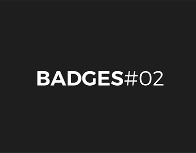 Badge logo collection