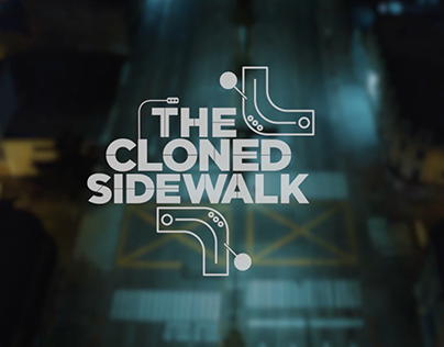 THE CLONED SIDEWALK CD