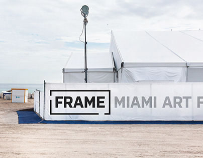FRAME ART FAIR - REBRANDING