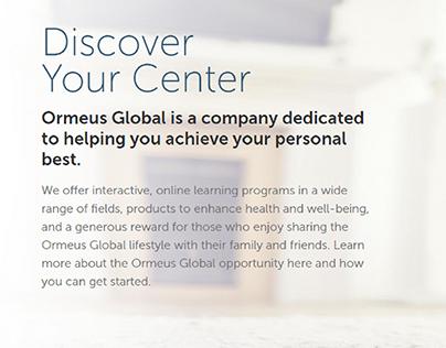 Ormeus Global: Ormeus Master Trader