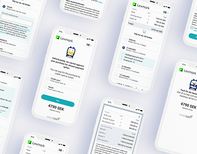 SweetPay Administration tools
