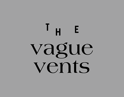 Branding: The Vague Vents