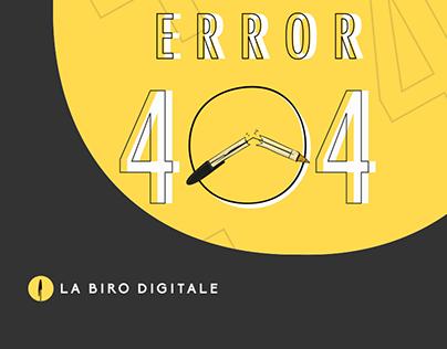 Ux Writing - La Biro Digitale