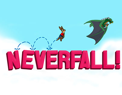 NEVERFALL ! (MOBIL GAME)