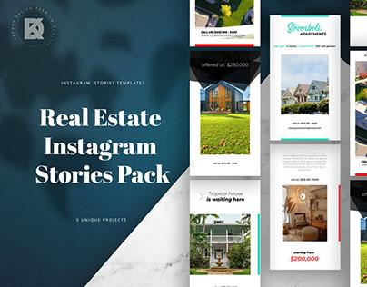 Real Estate Instagram Stories