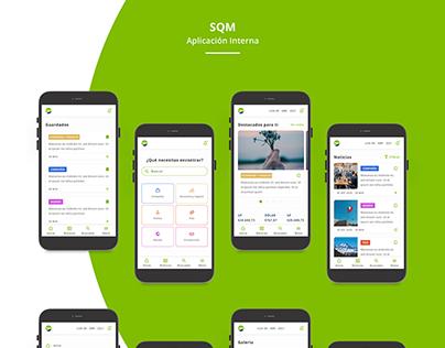 [SQM] Aplicación interna