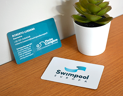Brand and corporate identity for Swimpool