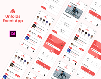 Unfolds Event App