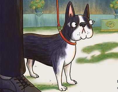 Petunia the Dog