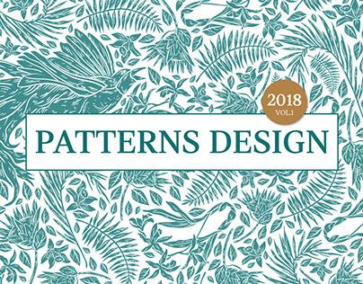 Patterns design 2018 Vol. 1