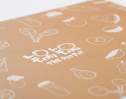 Guoguo The hot pot Branding Design