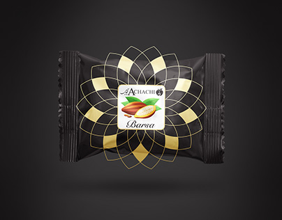 Achachi Chocolate flexible Packaging Design